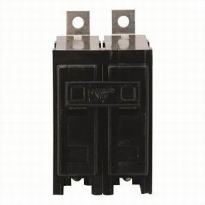Eaton / Cutler Hammer BAB2040 QuickLag® Circuit Breaker; 40 Amp, 120/240 Volt AC, 2-Pole, Bolt-On Mount
