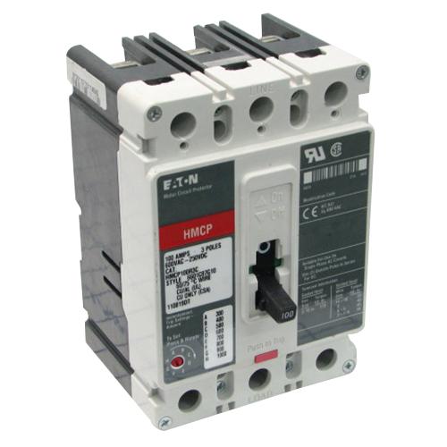 Eaton Cutler Hammer Hmcp100r3c Series C Molded Case