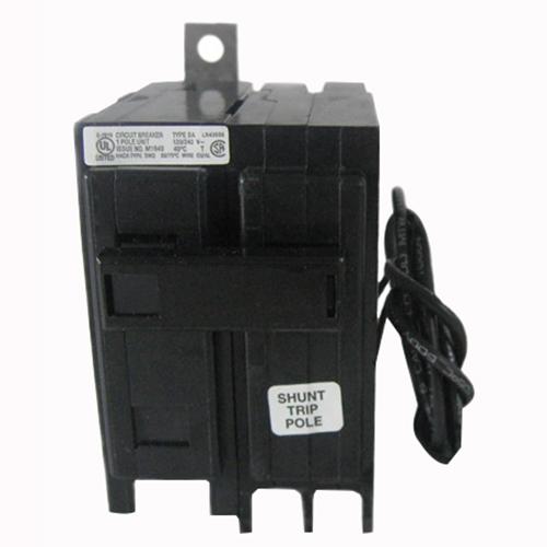 Eaton / Cutler Hammer BAB1020S QuickLag® Circuit Breaker; 20 Amp, 120/240 Volt AC, 1-Pole, Bolt-On Mount