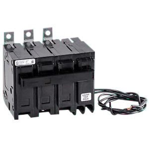 Eaton / Cutler Hammer BAB3100HS QuickLag® Circuit Breaker; 100 Amp, 240 Volt AC, 3-Pole, Bolt-On Mount