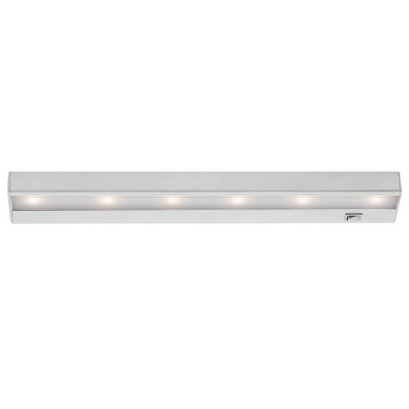 wac lighting ba led6 wt ledme under cabinet light bar 9 4 watt 460 lumens. Black Bedroom Furniture Sets. Home Design Ideas