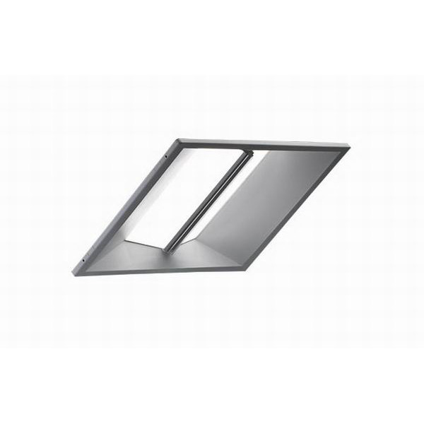 Cree CR22-20L-35K-10V Recessed Mount CR22-Series Architectural LED Troffer; 22 Watt, 2000 Lumens