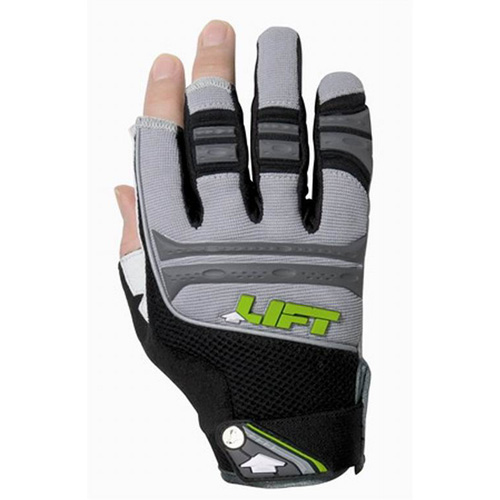 Lift Safety GFD6KM Framed Work Gloves; Medium