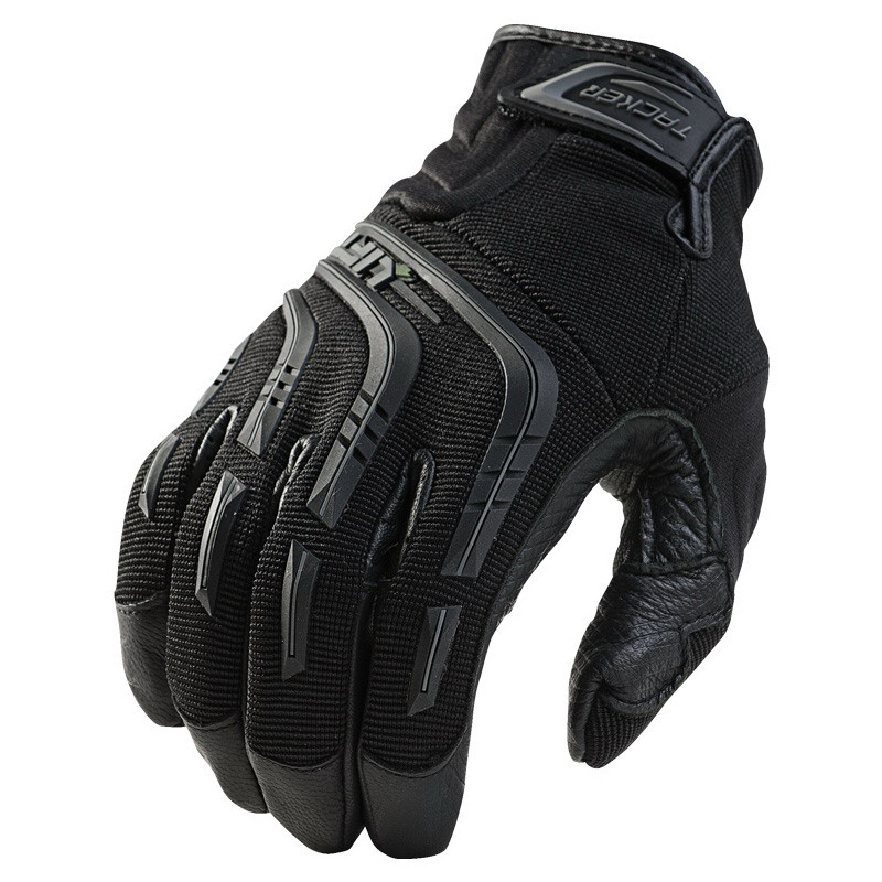 Lift Safety GTA-9KM Pro Series Tacker Gloves; Medium, Black