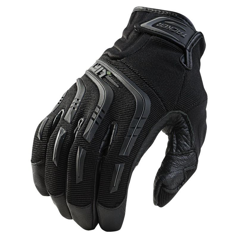 Lift Safety GTA-9K1L Pro Series Tacker Gloves; X-Large, Black