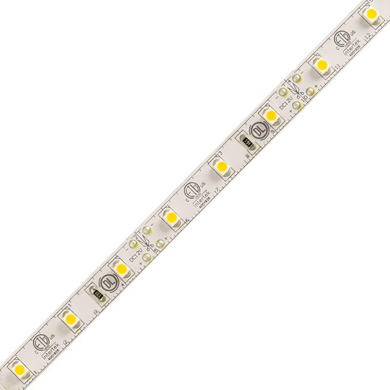Diode LED DI-12V-FV27-8016 Fluid View™ LED Tape Light; 1.44 Watt, 100 Lumens