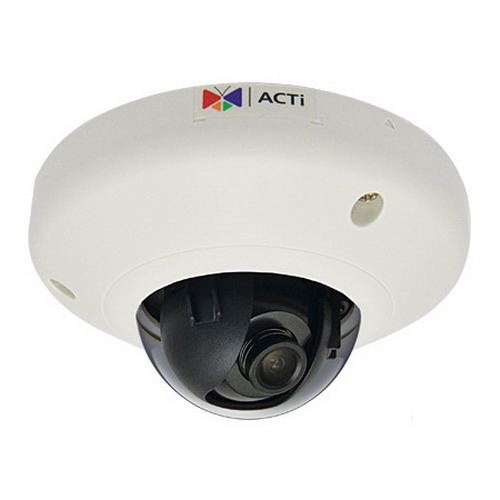 Acti Corporation D93 Fixed Mini Dome Camera; 3 Megapixel
