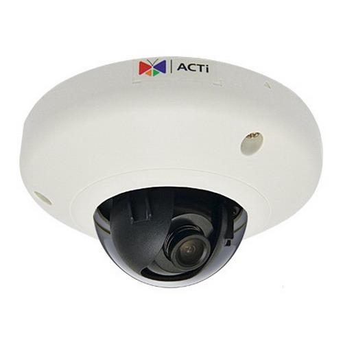 """""""""""Acti Corporation E97 Mini Dome Camera 10 Megapixel With 1080p,"""""""""""" 118843"""