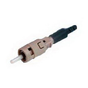 """""AFL FAST-ST-MM62.5-100 FastConnect Pre-Polished ST Fiber Optic Connector Multimode, 62.5/125 um, Beige,"""""" 53266"