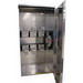 Erickson CT84-EPEA Bussed Current Transformer Cabinet; 24 Inch Width x 11 Inch Depth x 48 Inch Height, 120 - 240/120 - 208 Volt, 600/800 Amp, NEMA 3R, 3 Phase
