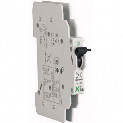 Eaton / Cutler Hammer Z-IHK-NA Auxiliary EMD Tripping Signal Switch; 1 NO-1 NC, 250 Volt, 6 Amp