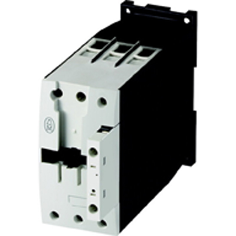 Eaton / Cutler Hammer XTCE065D00TD Non-Reversing IEC Contactor; 3-Pole, 1 Or 3 Phase, 65 Amp, 690 Volt