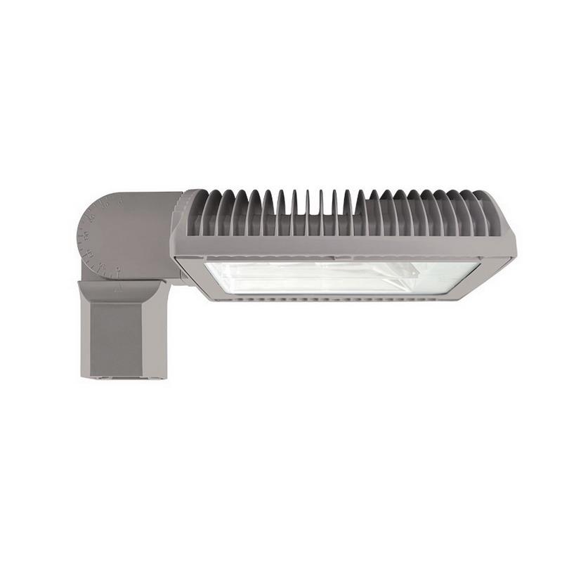 """""RAB ALED3T78SFYRG/PCS Slipfitter Type III LED Area Light 78 Watt, 5607 Lumens, 100000 Hour, 82 CRI LED, Polyester Powder-Coated,"""""" 116598"