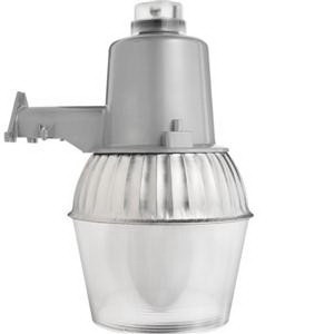 """""RAB YLF65 Compact Fluorescent Barn Light 65 Watt, 4300 Lumens, Polyester Powder-Coated,"""""" 355449"