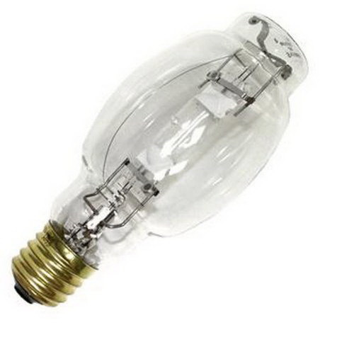 RAB LMH150 ED17 Metal Halide Lamp; 150 Watt, 120 Volt, Medium Screw (E26) Base, 10000 Hour Life
