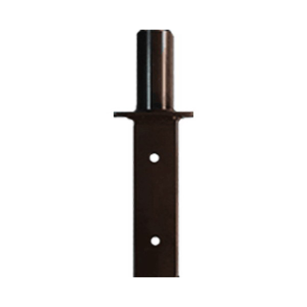 RAB BAD5 Square Tenon Pole Adaptor; Steel