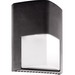 RAB ENTRA12N Box Mount Doorway Light LED Wallpack; 12 Watt, Polyester Powder-Coated, Lamp Included