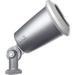RAB R90MS Flood Light With External Gasket; 150 Watt, Silver Gray Polyester Powder-Coated