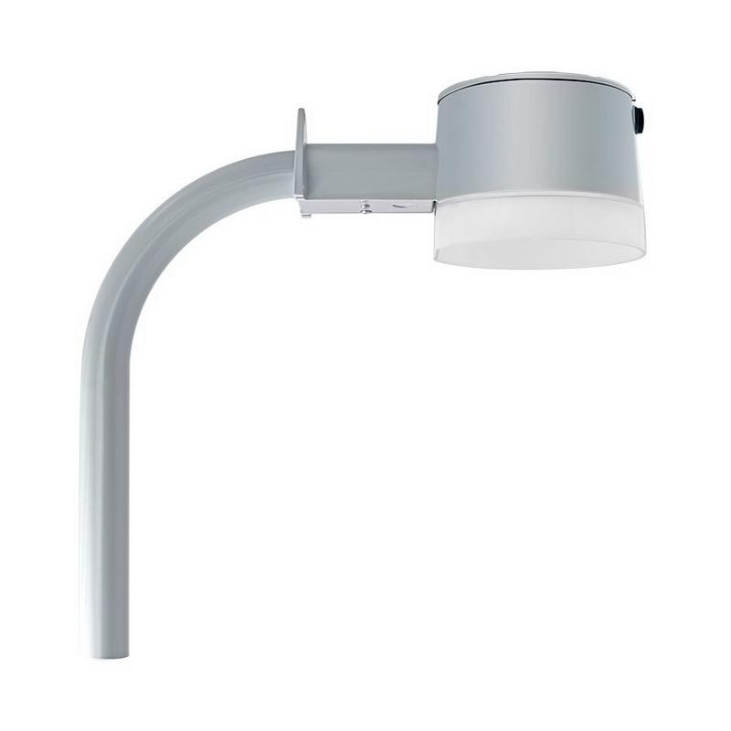 rab ybled26 arm yardblaster led barn light with arm 26. Black Bedroom Furniture Sets. Home Design Ideas