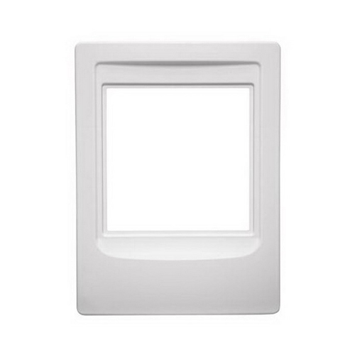 Broan Nu-Tone NF300RWH Indoor Remote Station Retrofit Frame; White