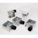Broan Nu-Tone 2677H Ultra Green™ Bath Fan / Light Housing Pack; For 2678F, 2679F, 2680F, FL2679F, FL2679FT, FL2680F and FL2680FT Models
