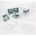 Broan Nu-Tone 2678F Bath Fan Finish Pack; 50 CFM At 0.100 Inch, 39 CFM At 0.250 Inch, 2.5 Sones, White