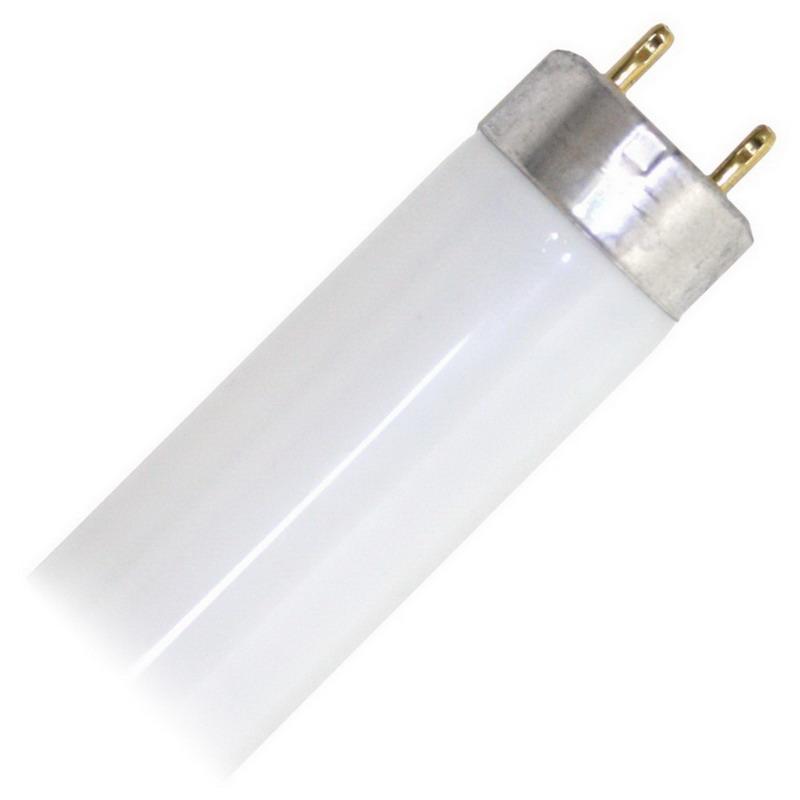 Eiko F40T12/CW/HE T12 Linear Fluorescent Lamp; 40 Watt, 4100K, 90 CRI, Medium Bi-Pin (G13) Base, 24000/30000 Hour Life