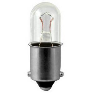 Eiko 757 T3.25 Miniature Lamp; 28 Volt, Bayonet (BA9s) Base, 15000 Hour Life