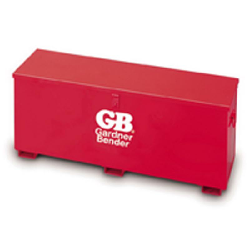 Gardner Bender CM4 Tool-Guard Tool Storage Case 8 Cu-ft  Steel  Red