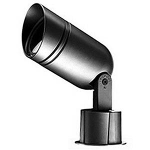 Red Dot CS841BR 1-Light Incandescent Landscape Outdoor Spot Light Kit; 100 Watt, Powder-Coated