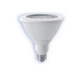 GE Lamps LED18D38W927/15-120 Directional PAR38 Replacement LED Bulb 18 Watt  120 Volt  2700K  Medium Screw E26 Base  25000 Hour Life  White