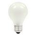 GE Lamps 100A/RS-130 Quartzline® A-Line A21 Incandescent Lamp; 100 Watt, 130 Volt, Medium Screw (E26) Base, 2000/5400 Hour Life, Inside Frosted