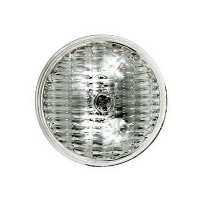GE Lamps H7556-6 Sealed Beam PAR36 Halogen Lamp; 6 Watt, 6 Volt, Screw Terminal (G53) Base, 50 Hour Life