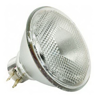 GE Lamps 75PAR/3FL/MINE-120 PAR38 Incandescent Reflector Lamp; 75 Watt, 120 Volt, 2725K, Medium Side Prong Base, 2000 Hour Life