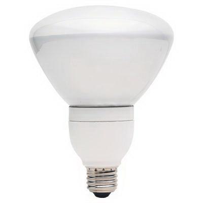 GE Lamps FLE26/2/R40XL827 Floodlight Soft White Self-Ballasted R40 Compact Fluorescent Lamp; 26 Watt, 120 Volt, 2700K, 82 CRI, Medium Screw (E26) Base, 10000 Hour Life