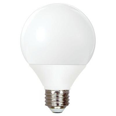 GE Lamps FLE15/2/G25XL/CD Long Life Energy Smart® Self-Ballasted Globe G25 Compact Fluorescent Lamp; 15 Watt, 120 Volt, 2700K, Medium Screw (E26) Base, 10000 Hour Life