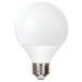GE Lamps FLE15/2/G25XL Self-Ballasted G25 Compact Fluorescent Lamp; 15 Watt, 120 Volt, 2700K, Medium Screw (E26) Base, 10000 Hour Life, Soft White
