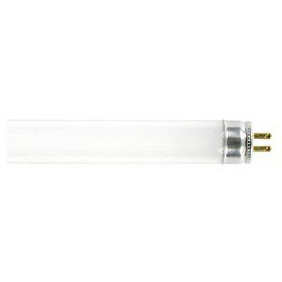 GE Lamps F14T5/835/WM/ECO Ecolux® Watt-Miser® Energy Saving Straight T5 Linear Fluorescent Lamp; 13 Watt, 3500K, 85 CRI, Miniature Bi-Pin (G5) Base, 25000 Hour Life