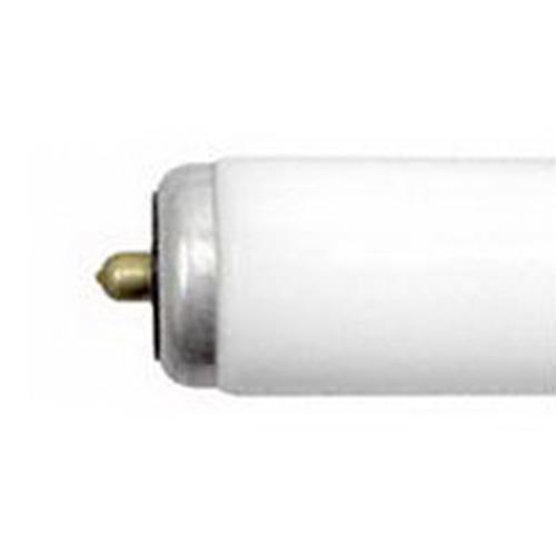 GE Lamps F96T12/DX Quartzline® Straight T12 Linear Fluorescent Lamp; 75 Watt, 197 Volt, 6500K, 90 CRI, Single Pin (Fa8) Base, 12000 Hour Life