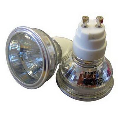 GE Lamps CMH39MR16/930/FL ConstantColor® PulseArc® CMH® MR16 Ceramic Metal Halide Lamp; 39 Watt, 3000K, 90 CRI, GX10 Base, 10000 Hour Life, Clear