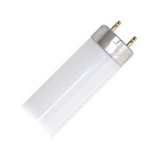 GE Lamps F32T8SXLSPX35ECO Ecolux® Straight T8 Linear Fluorescent Lamp; 32 Watt, 3500K, Medium Bi-Pin (G13) Base, 55000 Hour Life