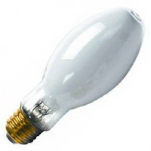 GE Lamps CMH70CU942MED/O ConstantColor® PulseArc® CMH® ED17 Ceramic Metal Halide Lamp; 70 Watt, 4000K, 90 CRI, Medium Screw (E26) Base, 15000 Hour Life, Coated