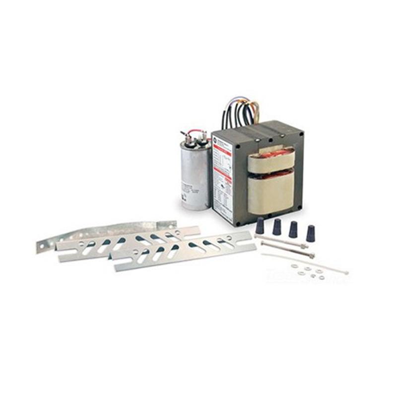 GE Lamps GES15048TLA3D-5 Magnetic Core and Coil HID Ballast; 300 Volt, 150 Watt