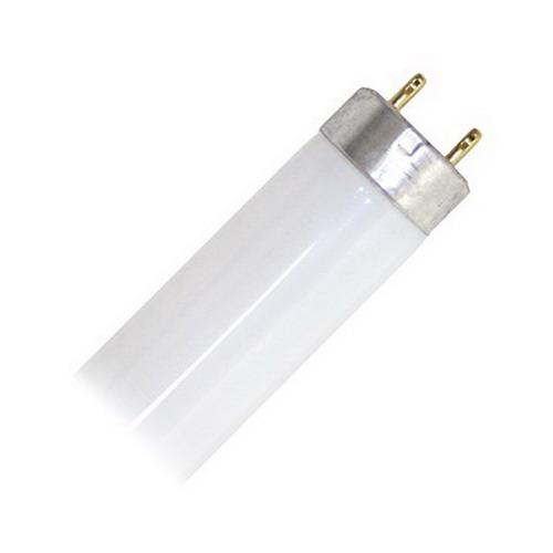GE Lamps F32T8SXLSPX50ECO Ecolux® Straight T8 Linear Fluorescent Lamp; 32 Watt, 5000K, Medium Bi-Pin (G13) Base, 55000 Hour Life