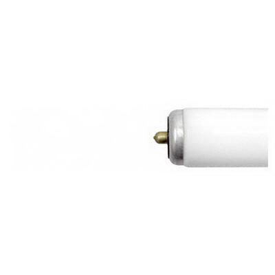 GE Lamps F96T12C50WM-1 Watt-Miser® Energy Saving Straight T12 Linear Fluorescent Lamp; 60 Watt, 157 Volt, 5000K, 90 CRI, Single Pin (Fa8) Base, 12000 Hour Life