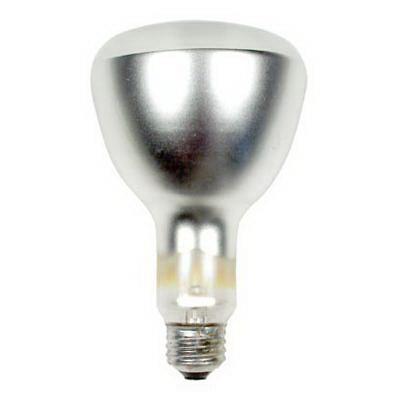 GE Lamps 50ER30-120 ER30 Incandescent Reflector Lamp; 50 Watt, 120 Volt, Medium Screw (E26) Base, 2000 Hour Life, Inside Frosted