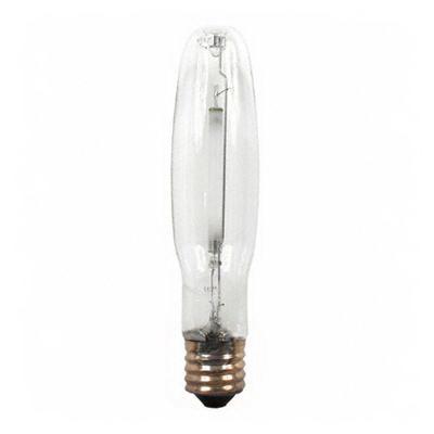 GE Lamps LU310/H/ECO Lucalox® Tubular ED18 High Pressure Sodium Lamp; 310 Watt, 2100K, 22 CRI, Mogul Screw (E39) Base, 24000 Hour Life, Clear