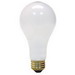 GE Lamps 150A/W-120 A-Line A21 Incandescent Lamp; 150 Watt, 120 Volt, 2900K, Medium Screw (E26) Base, 750 Hour Life, Soft White