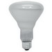 GE Lamps 65R30/FL-130 BR30 Incandescent Reflector Lamp; 65 Watt, 130 Volt, 2600K, Medium Screw (E26) Base, 2000 Hour Life