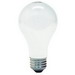 GE Lamps 72A/W/H-120 A-Line A19 Halogen Lamp; 72 Watt, 120 Volt, 3000K, Medium Screw (E26) Base, 1000 Hour Life, Soft White